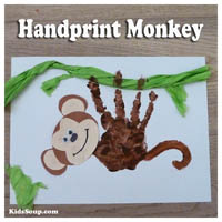 The Rainforest Preschool Activities And Crafts Kidssoup