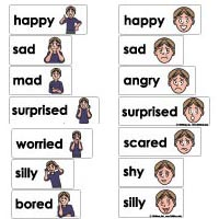 Emotions And Feelings Preschool Activities Games And Lessons on Preschool Halloween Worksheets