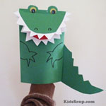 preschool and kindergarten story time puppets