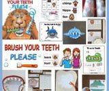 Dental health theme and activities preschool and kindergarten