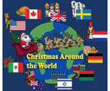 Christmas around the world theme and activities