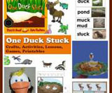 Duck theme and activities