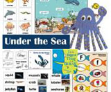 Under the Sea theme and activities
