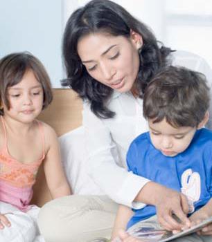 parent homeschooling