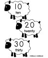 100 sheep folder game