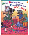 Miss Bindergarten celebrates 100 day of Kindergarten
