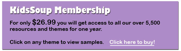 KidsSoup membership only $26.99 for one year!