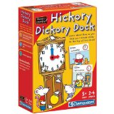 Hickory dickory dock time game