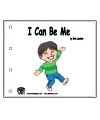 I can be me All about Me story book