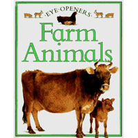 Farm animals book