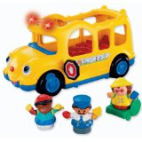 School bus toy