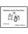 Goldilocks and the three bear story and activities