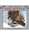 The Mitten story activities and crafts