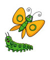 butterfly and caterpillar crafts and activities