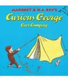 Curious George Goes Camping book