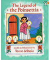 poinsettia crafts, lesson and activities