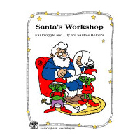 Santa's Workbook free E-book