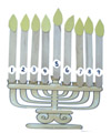Hanukkah and Kwanzaa crafts