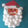 Santa count down calendar craft