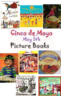 cinco de Mayo Books