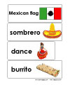 Cinco de Mayo word wall