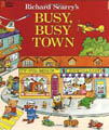 Busy Town book