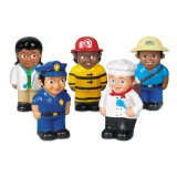 Community Helpers Play Set