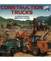 construction trucks book