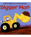 digger man construction book