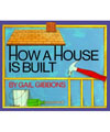How a house is build picture book