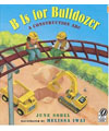 B for bulldozer book