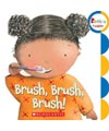 Teeth Brushing children's book