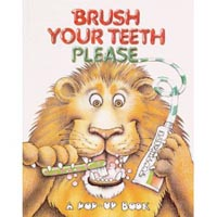 Brush Your Teeth Please book