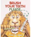 brush please children's dental book