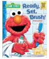 Sesame street children's dental health book