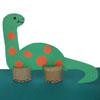 Dinosaur crafts, activities and lessons