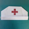 nurse hat craft