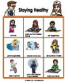 staying healthy games and activity