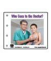 Who goes to the doctor emergent reader