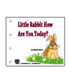 Little Rabbit emergent reader booklet