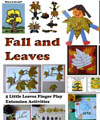 Fall and Leaves Kindergarten Preschool