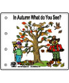 Fall emergent reader booklet