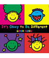 It's ok to be different emotion and feelings book