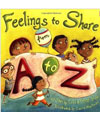 Feelings to share children book