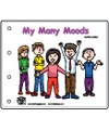 My many moods story book
