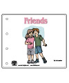 friends emergent reader book