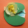 lily pad craft and booklet