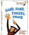 Hands Fingers Thumb book