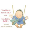 Ten little fingers ten little toes book