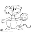 if you give a mouse a cookie coloring pages - photo #23